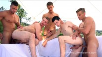 Wank Party 2014 Number 4k from William Higgins