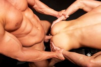 Dean And Jack Bareback from Sean Cody