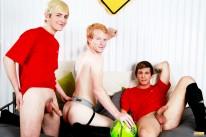 Soccer Pals from Next Door Twink