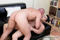 Samuel Colt And Hunter Vance from Cocksure Men