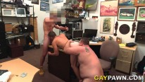 Guy Ends Up With Anal Sex from Gay Pawn