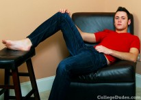 Marc Peron Busts A Nut from College Dudes