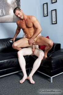 Rick Mccoy And Parker D from Cocksure Men