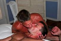 Alec And Maxx Bareback from Cocksure Men