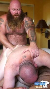 Gunner Scott Sid Morgan Rusty from Bear Films