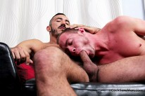 Alessio And Trent from Cocksure Men