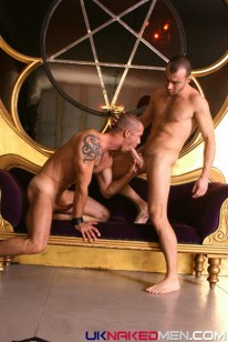Jake And Rocco from Uk Naked Men