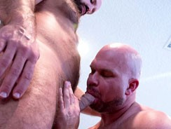 Wade Cashen And Troy Webb from Hairy And Raw