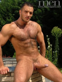 Ted Colunga from Men Machine