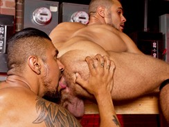 Boomer Banks With Brock Avery from Falcon Studios