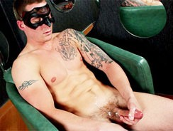 Cody Masked Solo from Maskurbate