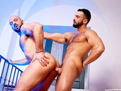 Abraham And Bruno from Raging Stallion