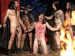 Cabin Prequel The Red Moon from Kink On Demand