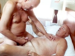 Ted Palmer And Darell Griffon from Hot Older Male