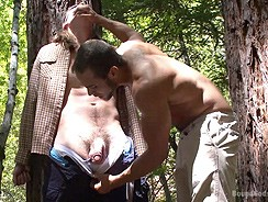 Cabin Prequel Part 1 from Kink On Demand