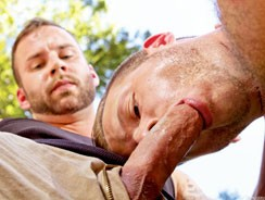 Brian Bonds And Chris Bines from Falcon Studios