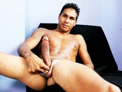 Frajo from Bi Latin Men