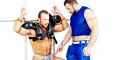 Nate Karlton And Spencer Reed from Bound Jocks