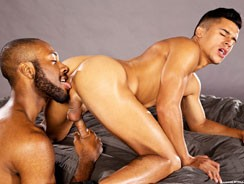 Armond Rizzo And Noah Donovan from Raging Stallion