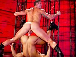 Ryan Rose And Sean Zevran from Raging Stallion