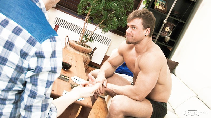 Gay strip porno