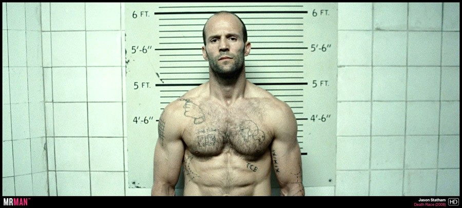 Jason Statham Nude From Mr Man