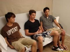 Marcus And Davin And Tony from Broke Straight Boys