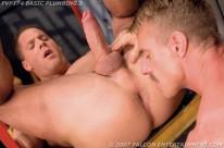 Basic Plumbing 3 from Falcon Studios