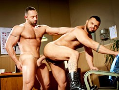 Fabio Stallone And Tony Orion from Raging Stallion