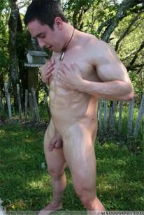 Stewart from Next Door Male