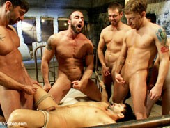 Spencer And Dominic from Kink On Demand