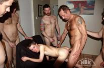 Hung House Husbands 3 from Hot Desert Knights