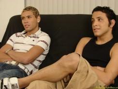 Ricardo And Glacias from Broke Straight Boys