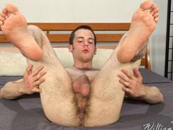 Andrej Sebesta Erotic Solo from William Higgins