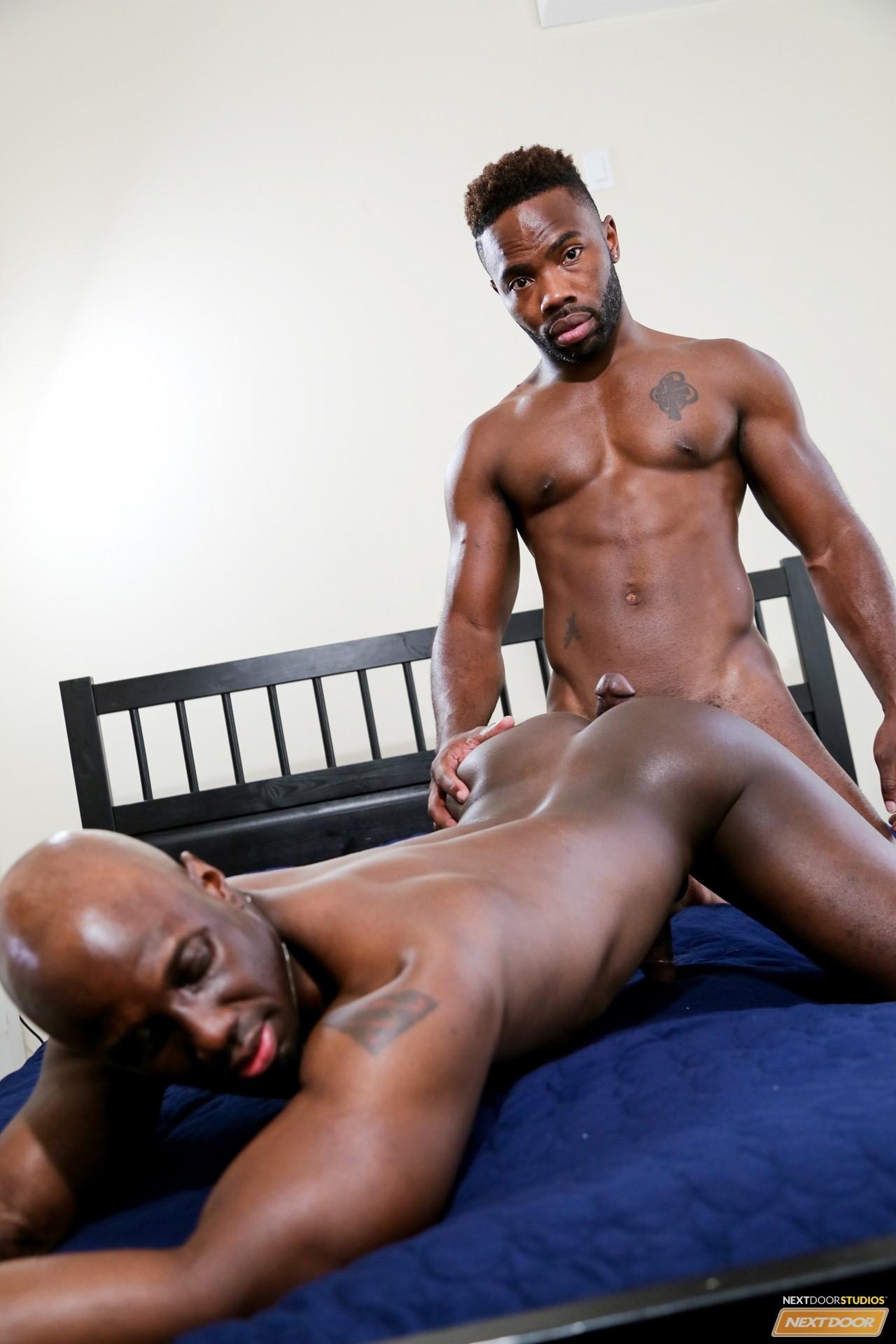 And ebony next door pound punish