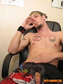 Axel from Boys Smoking