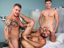 Bedside Manner Part 4 from Extra Big Dicks