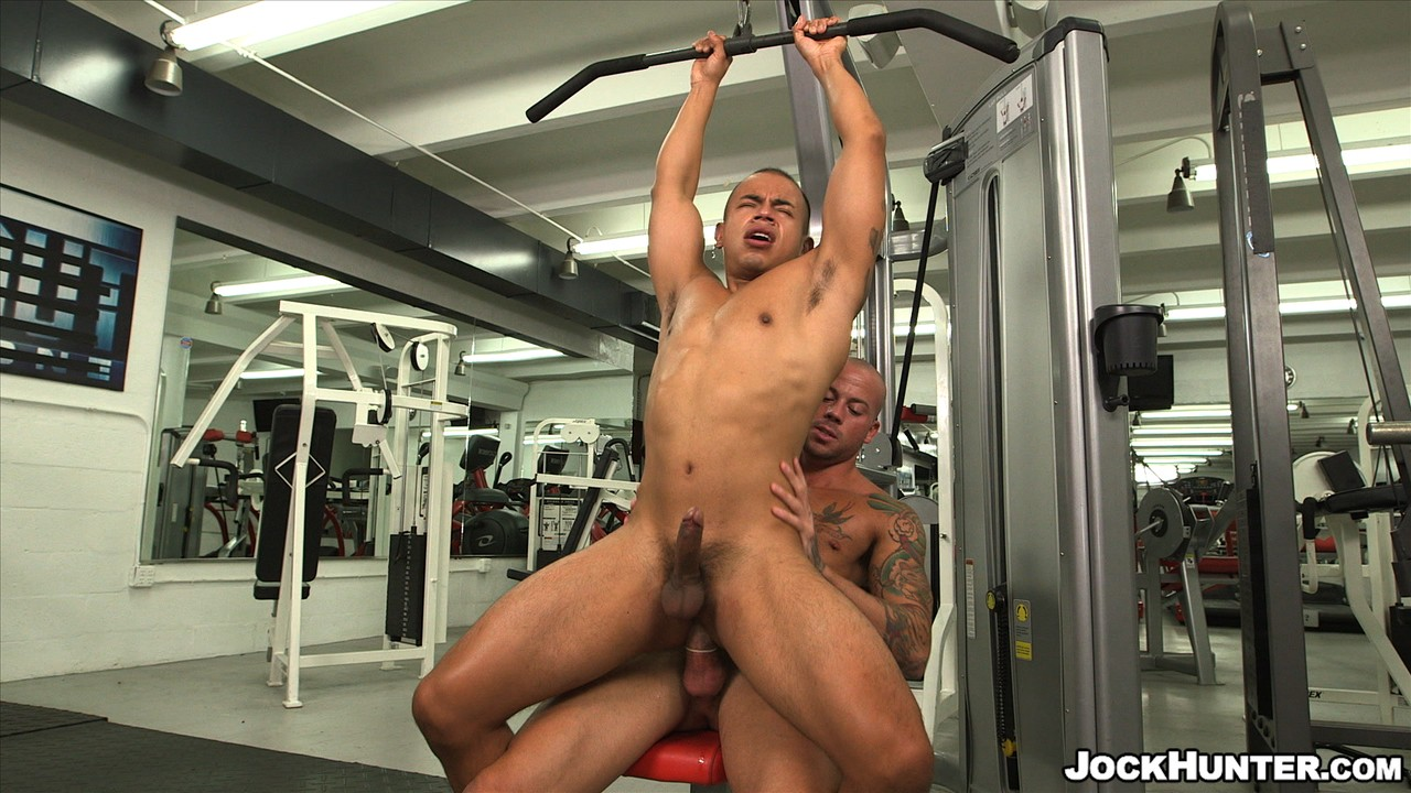 the naked workout from jock hunter at justusboys gallery