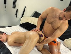 Jirka Syty Massage from William Higgins