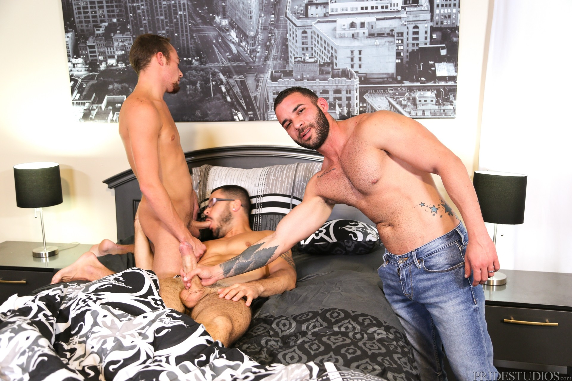neighborhood cock part 4 from extra big dicks at justusboys