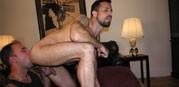 Trey Rims Aaron from New York Straight Men