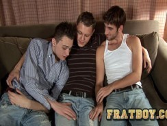 Mason And Shawn And Aiden from Frat Boy