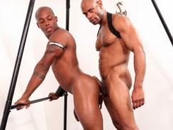 Marlone Starr And Osiris from Next Door Ebony