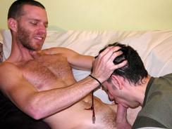 Karl Gets Head from New York Straight Men