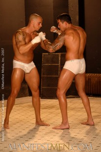 Sibling Rivalry from Manifest Men