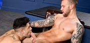 Damien Michaels And Mickey from Raging Stallion
