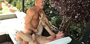 Doug Jeffries And Sean Blue from Hot Dads Hot Lads