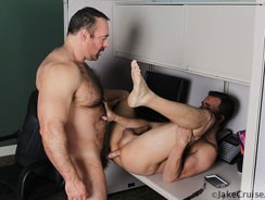 Brad Kalvo And Liam Troy from Jake Cruise