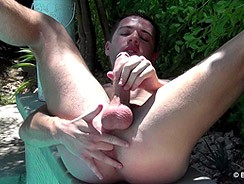Dylan Knight from Boys Pissing