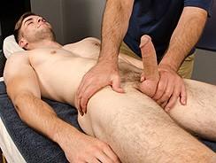 Garretts Massage from Spunk Worthy